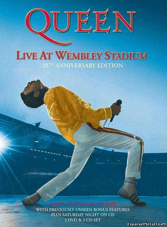 Queen - Live at Wembley Stadium 1986 (25th Anniversary Edition) (2011)