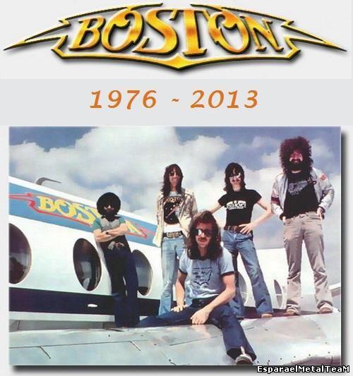 Boston - Discography (1976-2013)