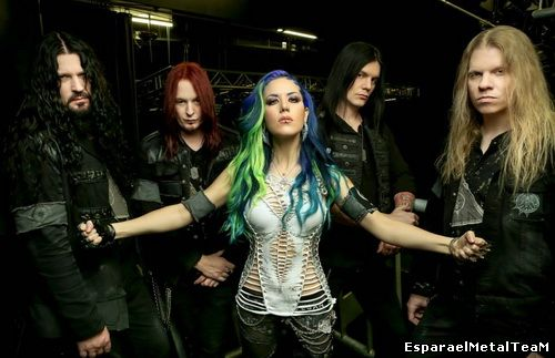 Arch Enemy - Discography (1996-2014)
