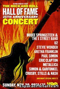 V.A. - The 25th Anniversary Rock And Roll Hall Of Fame Concert (2009)