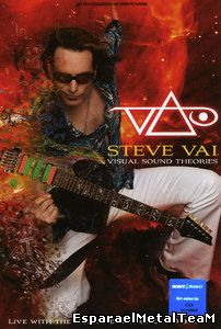 Steve Vai - Visual Sound Theories. Live with the Holland Metropole Orkest (2007)