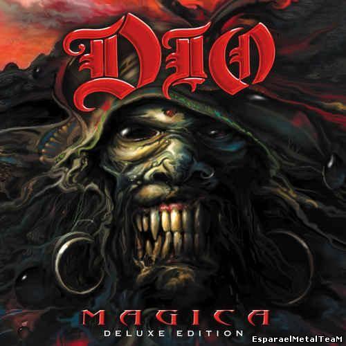 Dio - Magica [Deluxe Remastered Edition] (2013)