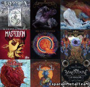 Mastodon - Discography 2001-2014
