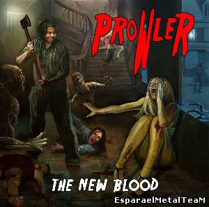 Prowler – The New Blood [ep] (2013)
