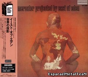 East Of Eden - Mercator Projected (1969) [Japanese Ed. 2000]