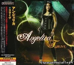 Angelica - Thrive (2013) [Japanese Edition]