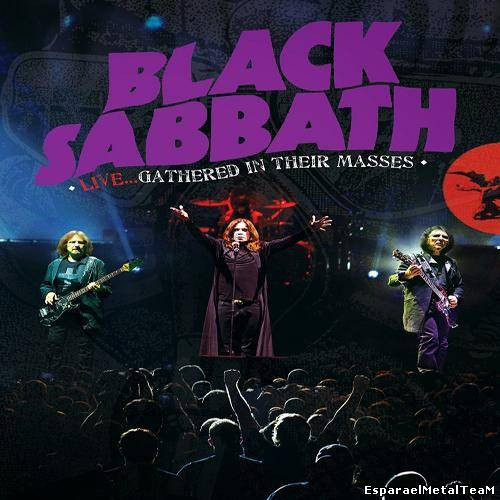 Black Sabbath - Live… Gathered In Their Masses (2013)