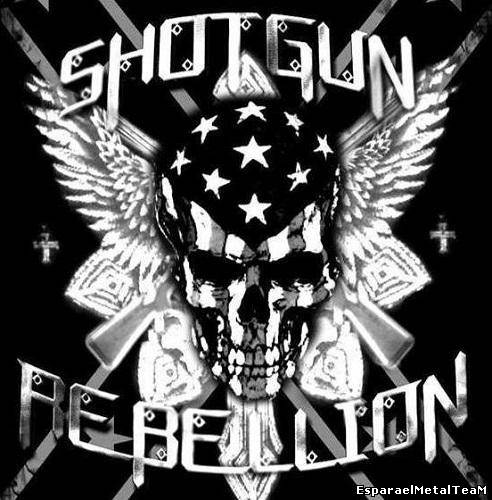 Shotgun Rebellion - Shotgun Rebellion (2014)