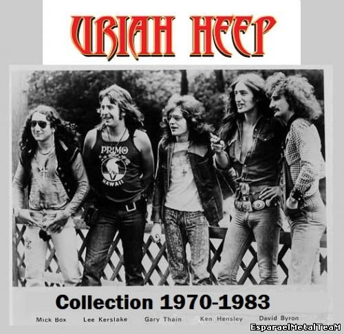 Uriah Heep - 11 Albums Collection 1970-1983 (Expanded Edition, Japan SHM-CD), 2011