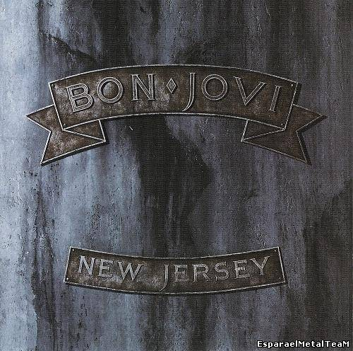 Bon Jovi - New Jersey (Japan Edition) (1988)