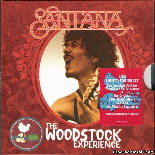 Santana -The Woodstock Experience 1969 [Limited Edition]2009