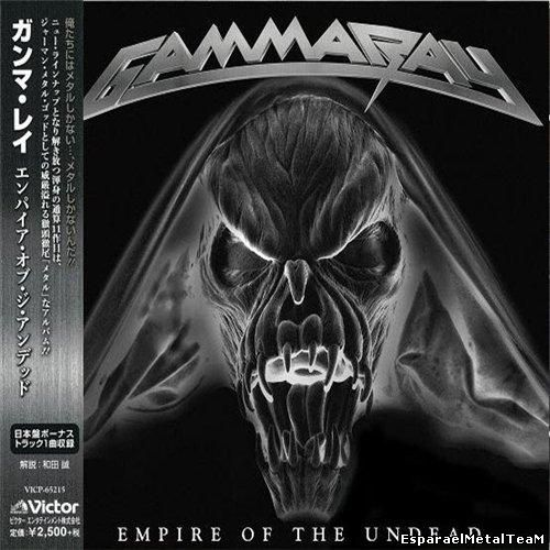 Gamma Ray - Empire Of The Undead [Japanese Edition] (2014)