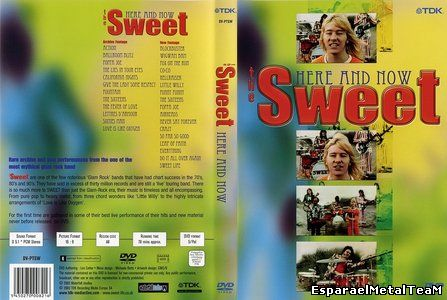 The Sweet - Here And Now (2003)