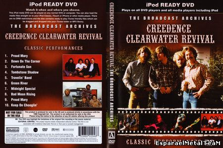 Creedence Clearwater Revival - The Broadcast Archives (2009)