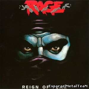 Rage - Reign Of Fear (1986)