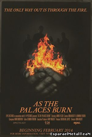 Lamb Of God - As The Palaces Burn DVD (2014)