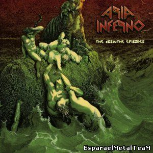 Aria Inferno - The Absinthe Episodes (2012)