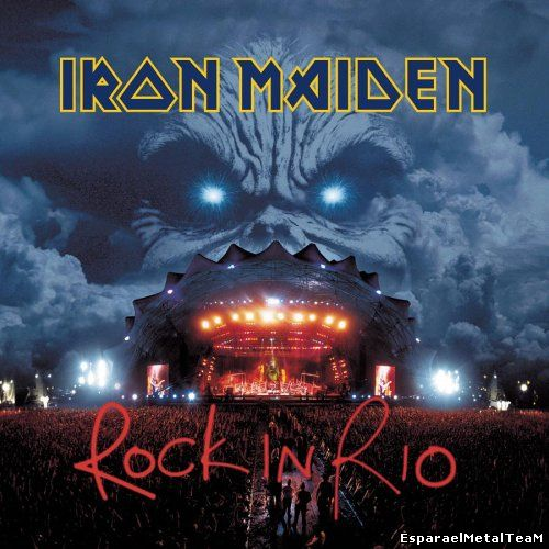 Iron Maiden - Rock In Rio DVD (2002)