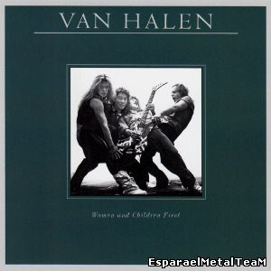 VAN HALEN - Women And Children First. HDCD Remaster