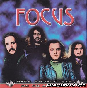 Focus - Rare Broadcasts (2007)