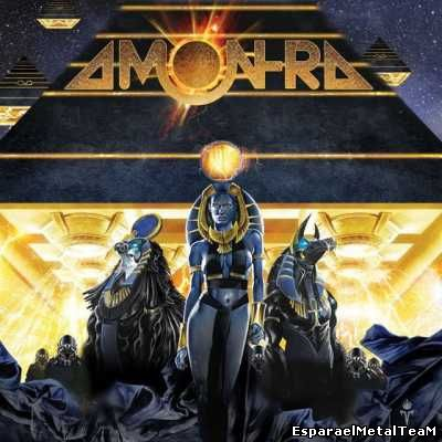 Amon-Ra – In The Company Of The Gods (2014)