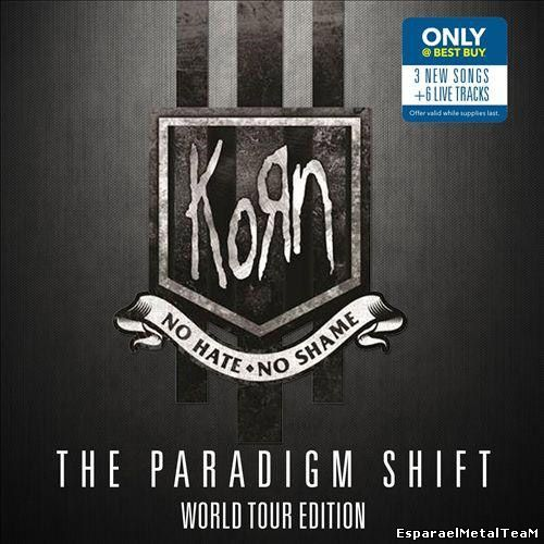 Korn - The Paradigm Shift (2014)