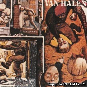 VAN HALEN - Fair Warning. HDCD Remaster
