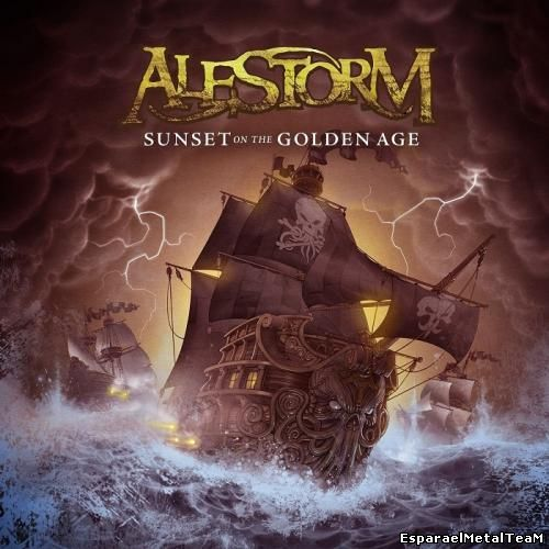 Alestorm - Sunset on the Golden Age (2014