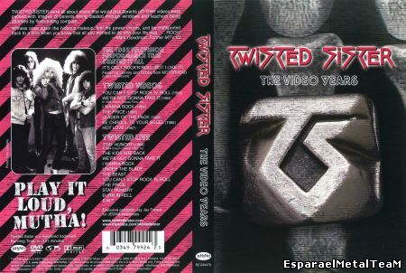 Twisted Sister - The Video Years (2007)