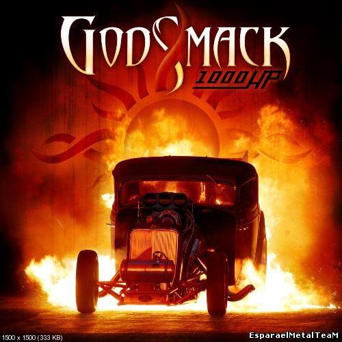 Godsmack - 1000hp (2014) [Deluxe Edition]