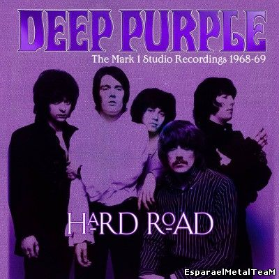 Deep Purple - Hard Road The Mark 1 Studio Recordings 1968-69 (2014)