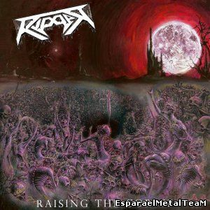 Ripper - Raising The Corpse (2014)