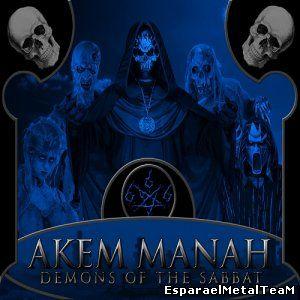 Akem Manah - Demons Of The Sabbat (2014)