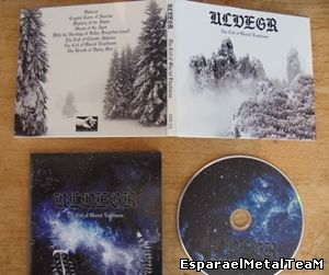 Ulvegr – The Call Of Glacial Emptiness (2014)