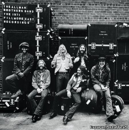 Allman Brothers Band - The 1971 Fillmore East Recordings 6CD BOX (2014)