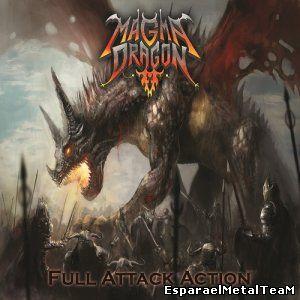 Magma Dragon - Full Attack Action (2014)