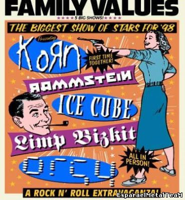 Various Artists - Family Values 98