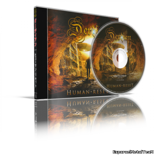 Derdian - Human Reset (2014) [Japanese Edition]