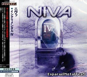 Niva - Incremental IV (2014) [Japanese Edition]