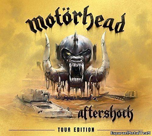 Motorhead - Aftershock: Tour Edition (2014)