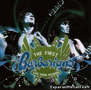 Ron Wood & The First Barbarians - Live From Kilburn (1974) [CD+DVD] {2007 Wooden Records Edition}