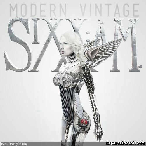Sixx: A.M. - Modern Vintage (2014) [Deluxe Edition]