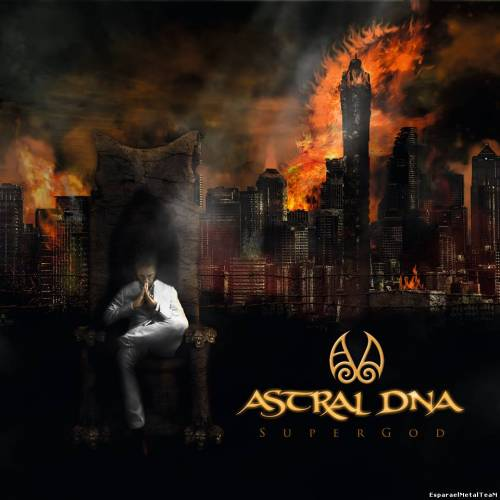 Astral DNA (Ex:Evergrey) - Supergod (2014)