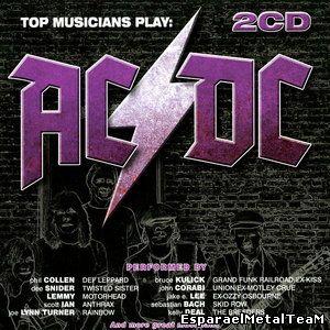 V.A. - Top Musicians Play: AC/DC (2009)