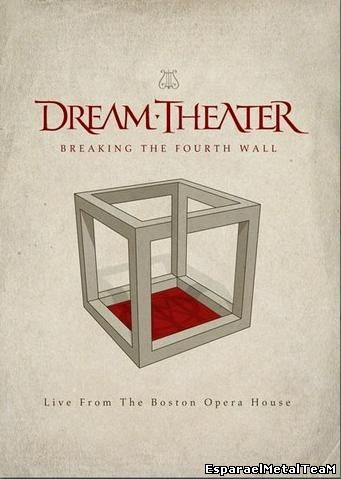 Dream Theater - Breaking The Fourth Wall (Live) (2014)