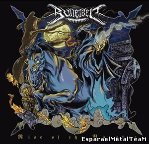 Bulletbelt – Rise Of The Banshee (2014)