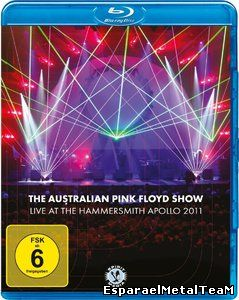 The Australian Pink Floyd Show - Live At The Hammersmith Apollo 2011 (2012)