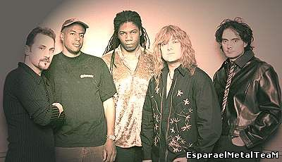 Mark Boals & Ring Of Fire - Discography (1998-2004)