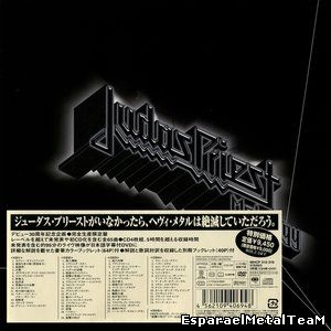 Judas Priest - Metalogy (2004)- 4CD+DVD)