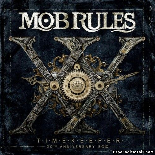 Mob Rules - Timekeeper: 20th Anniversary Boxx (2014)